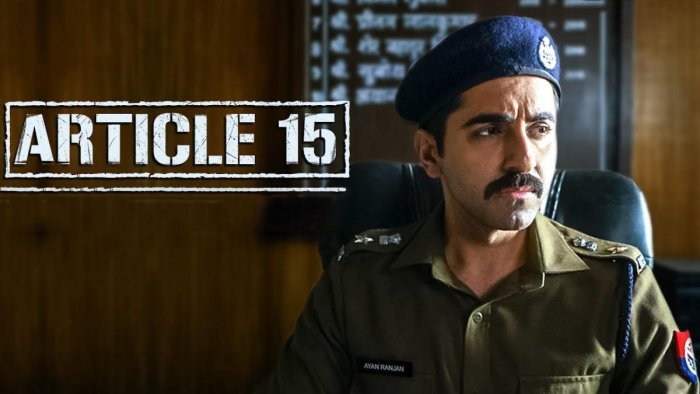 Bollywood's Article 15, or, How to Be Ashamed of Your Country, by Sheer Ignorance