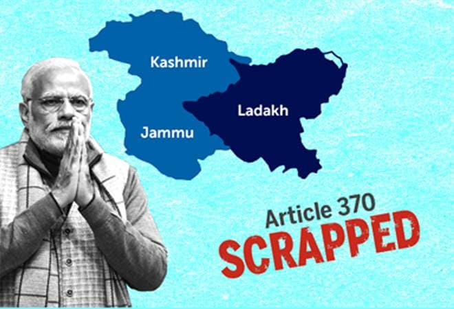 Checkmate Article 370!