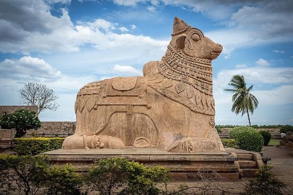 Dhenu and Vrishabha as symbols of Dharmic Environmentalism