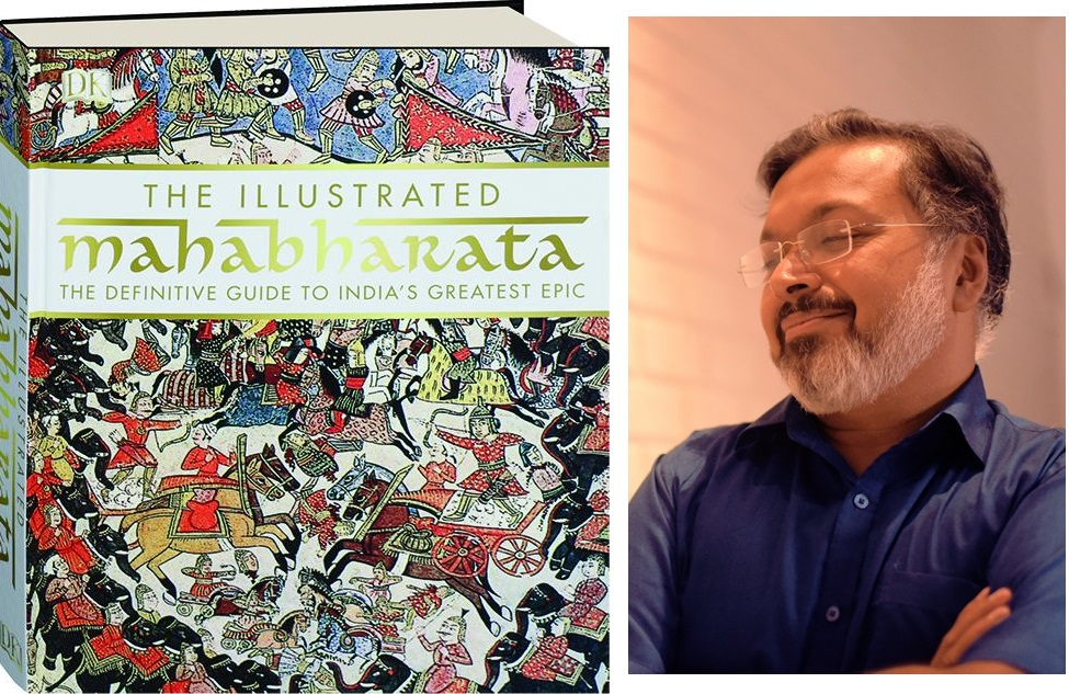 Distortions, Errors, Misrepresentations – Devdutt Pattanaik's Mahabharata