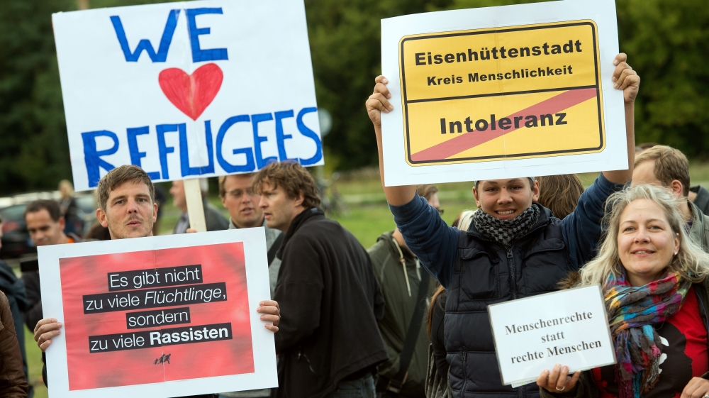 Dogma: The German Refugee Crisis