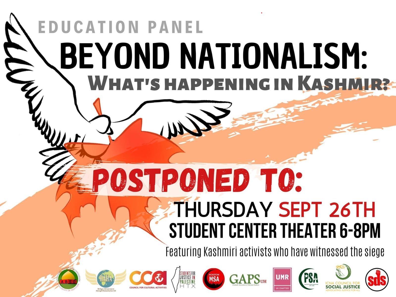 Anti-India and Anti-Israel Propaganda at The University of Houston
