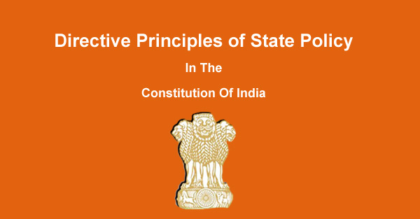 Re-imagining the Directive Principles of State Policy
