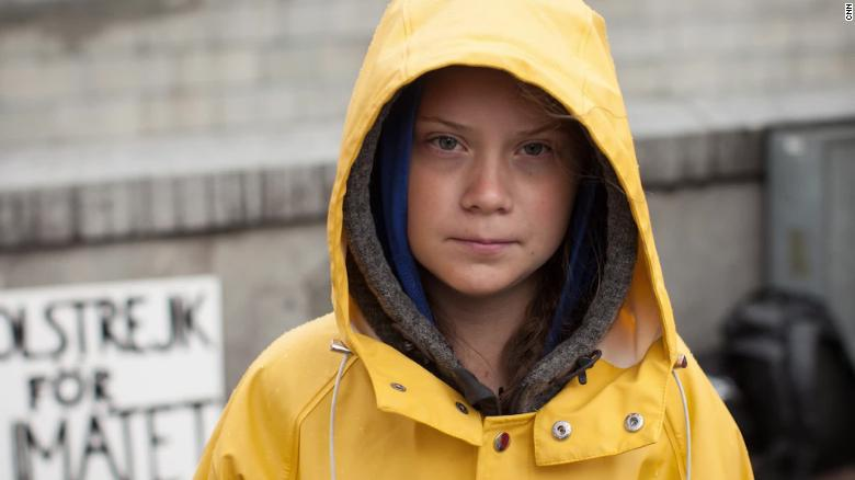 The Truth and the Humbug in Greta Thunberg's Climate Change Speech