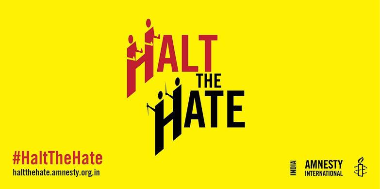 Decoding 'halt the Hate' Propaganda of Amnesty International
