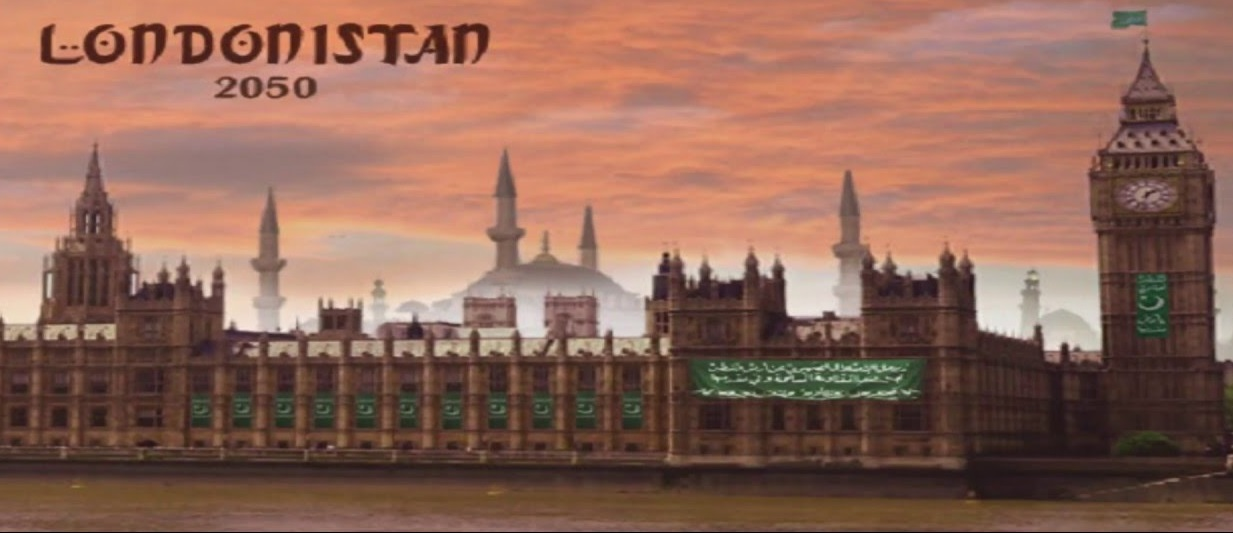 Londonistan Rising: Why Britain Could Be The Next Pakistan