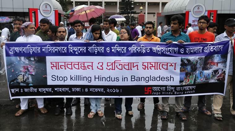 Ethnic Cleansing of Bangladeshi Hindus