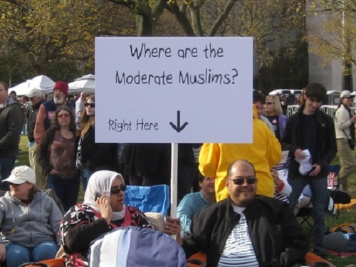 Letter to a Moderate Muslim