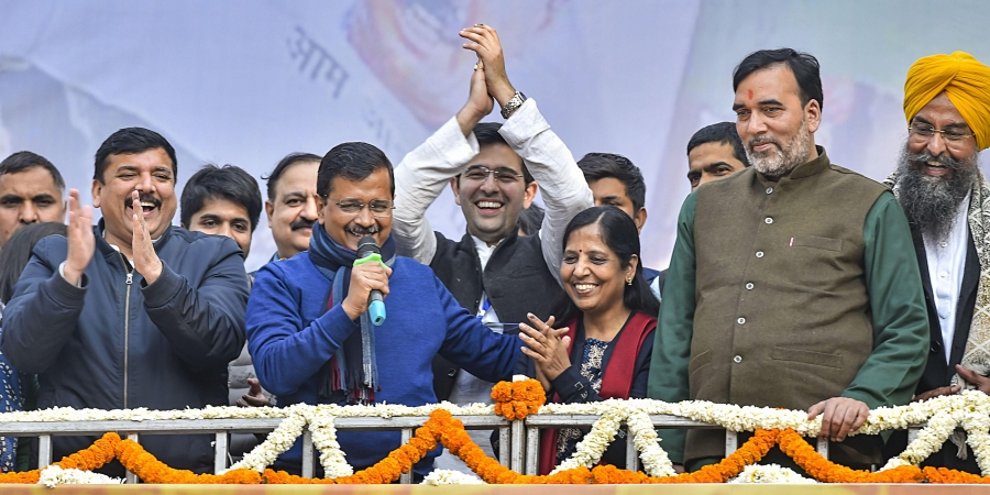Modi's neo-challenge: AAP's 'soft Hindutva', deeper marginalisation of Congress
