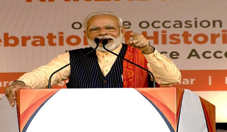 Game Changer: Peace Bonanza and Development – Modi's trump card for Assam