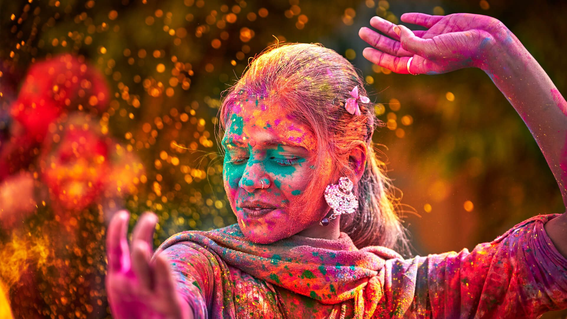 Holi : Let the Subaltern Speak