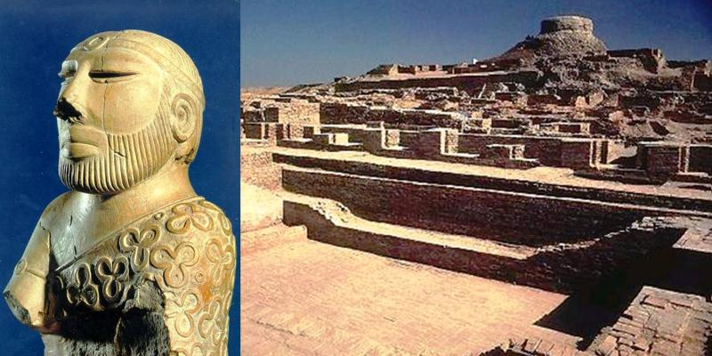 Was Indus Valley civilization Dravidian?