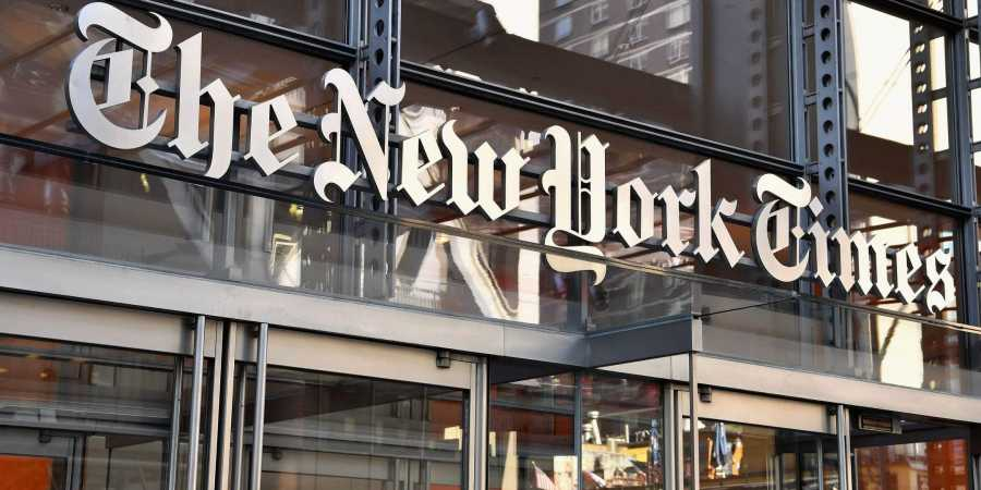 The New York Times' attempts to tar Hindus, bring down an Indian Government