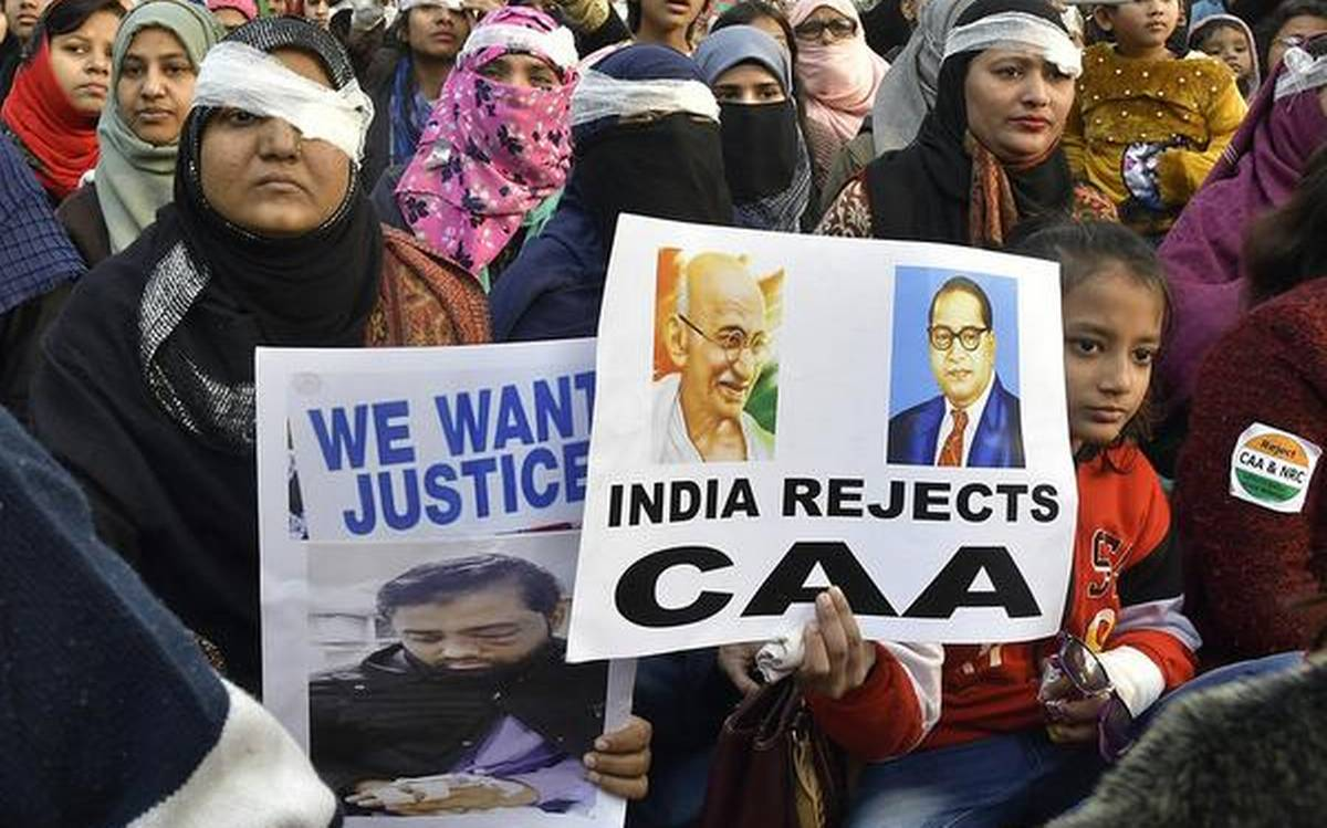 The CAA Story: Through the Eyes and Experiences of an Indian Teenager