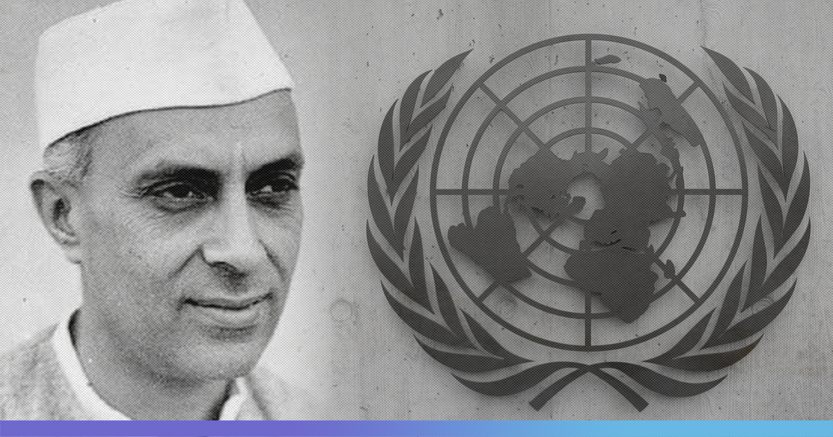 Himalayan Blunder: How Nehru Screwed India at the UN and Strengthened China