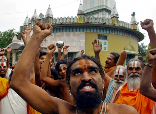 Do 'Hindoos' have 'Religious Freedom' in India ?