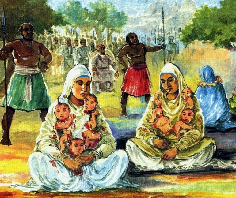 The Hindu Holocaust – I