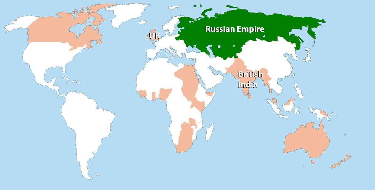 Fighting for India: Britain vs. Russia in the Great Game