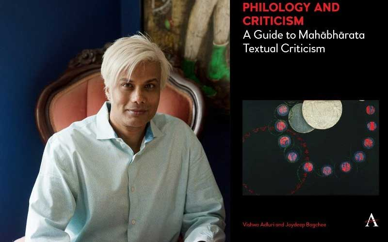 "Interview with Prof. Vishwa Adluri on ""Mahabharata and Modern Scholarship"""