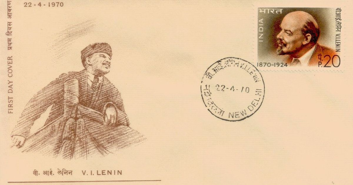 How Lenin Tried to Foment Communist Revolution in India