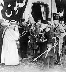 Kaiser, Sultan and the Holy Jihad in India