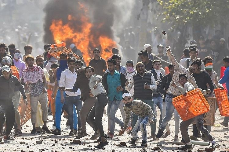 Aetiology of Subversion: The Delhi Riots of 2020