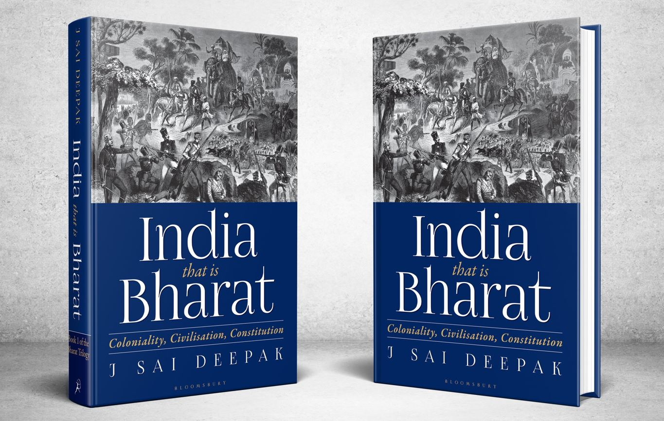 """""""India That is Bharat: Coloniality, Civilization, Constitution"""" – A Review"""